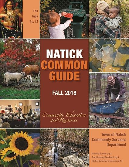 Natick Common Guide - Fall 2018