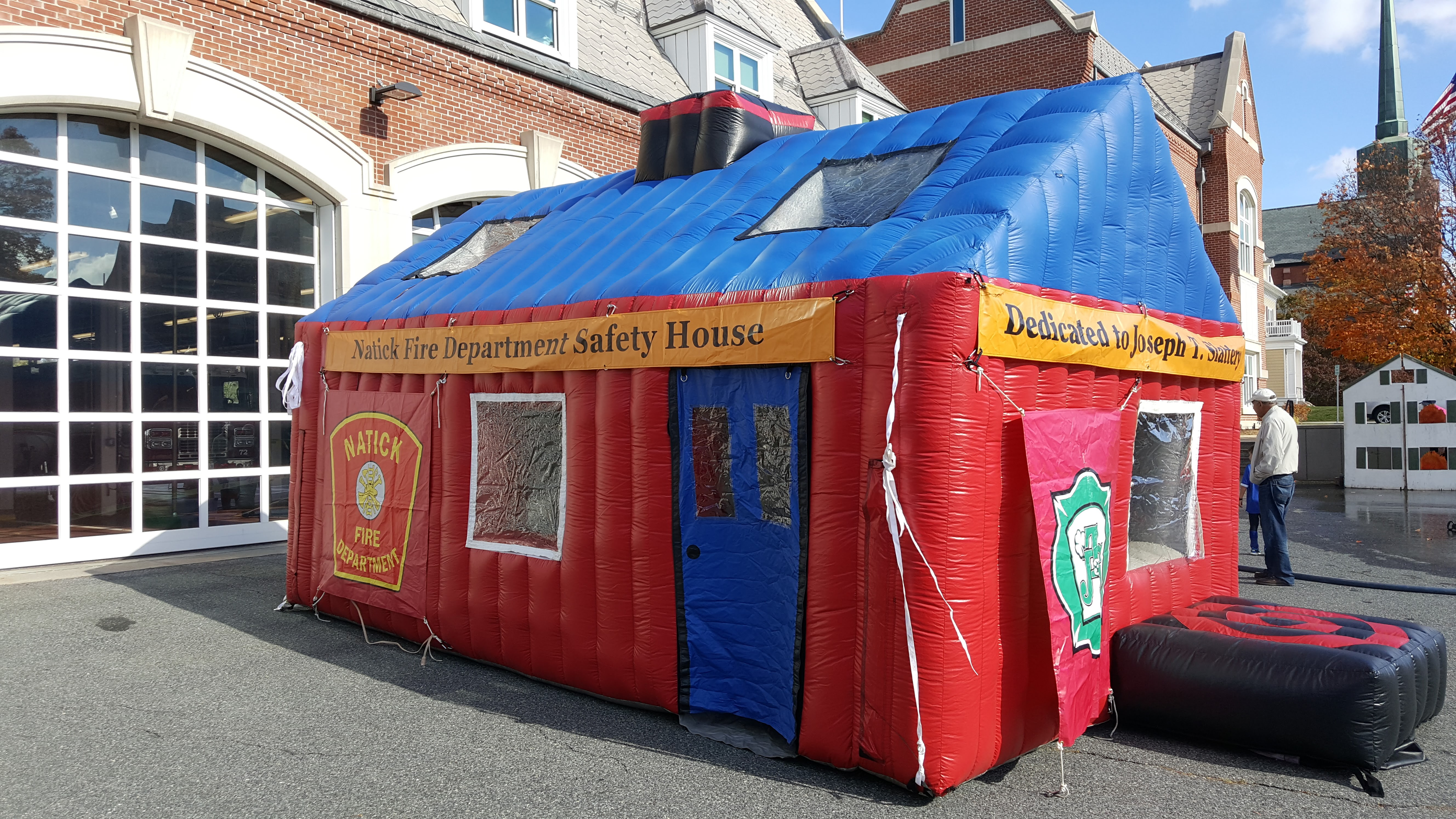 Fire Prevention Safety House