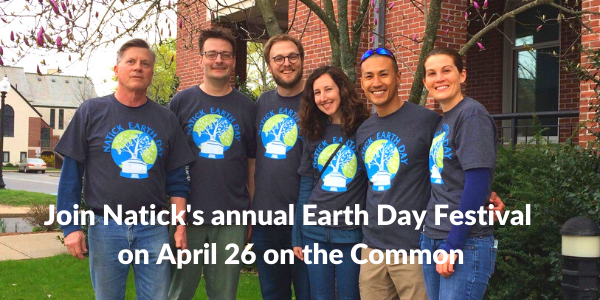 Natick Earth Day 1