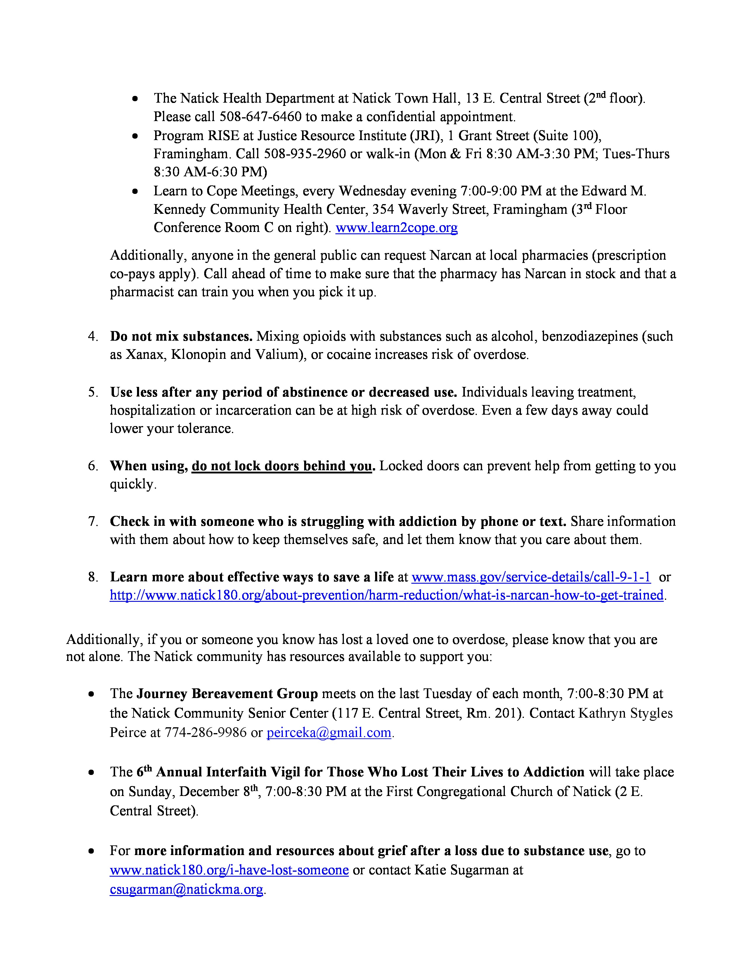 Natick 180 Save a Life Press Release_Nov 2019-p2