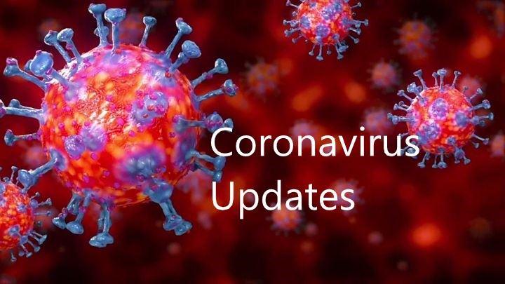 Coronavirus Covid 19 Update: Coronavirus (COVID-19) Updates & Community Information